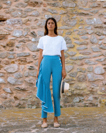 Cartagena Trousers by Oramai London on curated-crowd.com