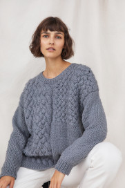 Heartbreaker Sweater by The Knotty Ones on curated-crowd.com