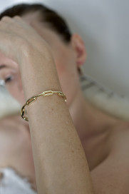 Essential Link Cuff by Emili on curated-crowd.com