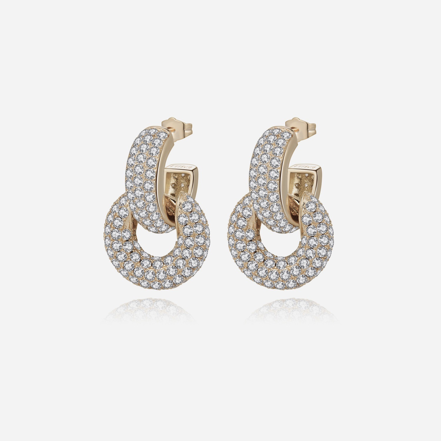 Bella Earrings by Emili on curated-crowd.com