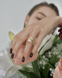 Jules Ring by Emili on curated-crowd.com