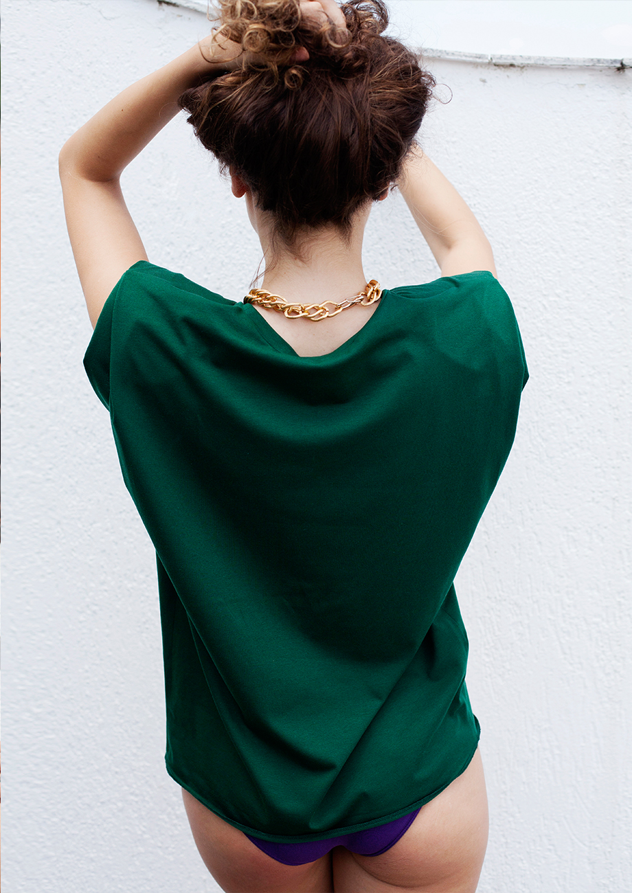 Basic Billie Top by Manurí on curated-crowd.com