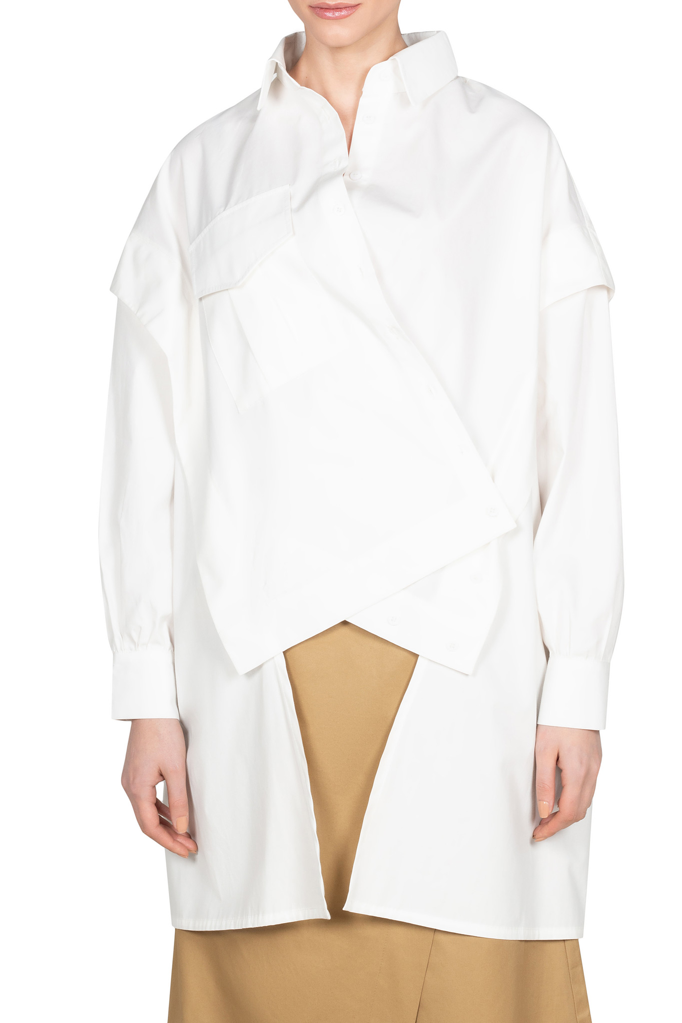 Transformable Shirt China by Z.G.EST on curated-crowd.com