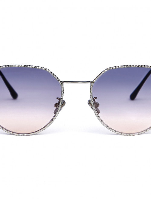 Couture Shimmer Sunglasses by See Eyecare on curated-crowd.com