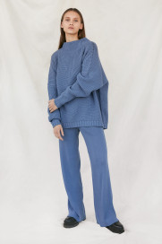 Rib Lounge Pants by The Knotty Ones on curated-crowd.com