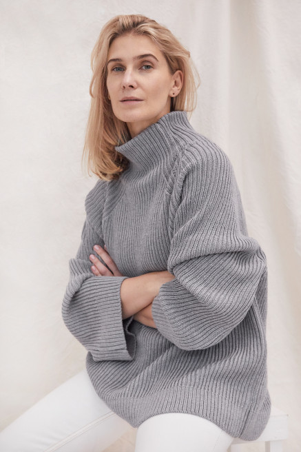 Milda Turtleneck by The Knotty Ones on curated-crowd.com