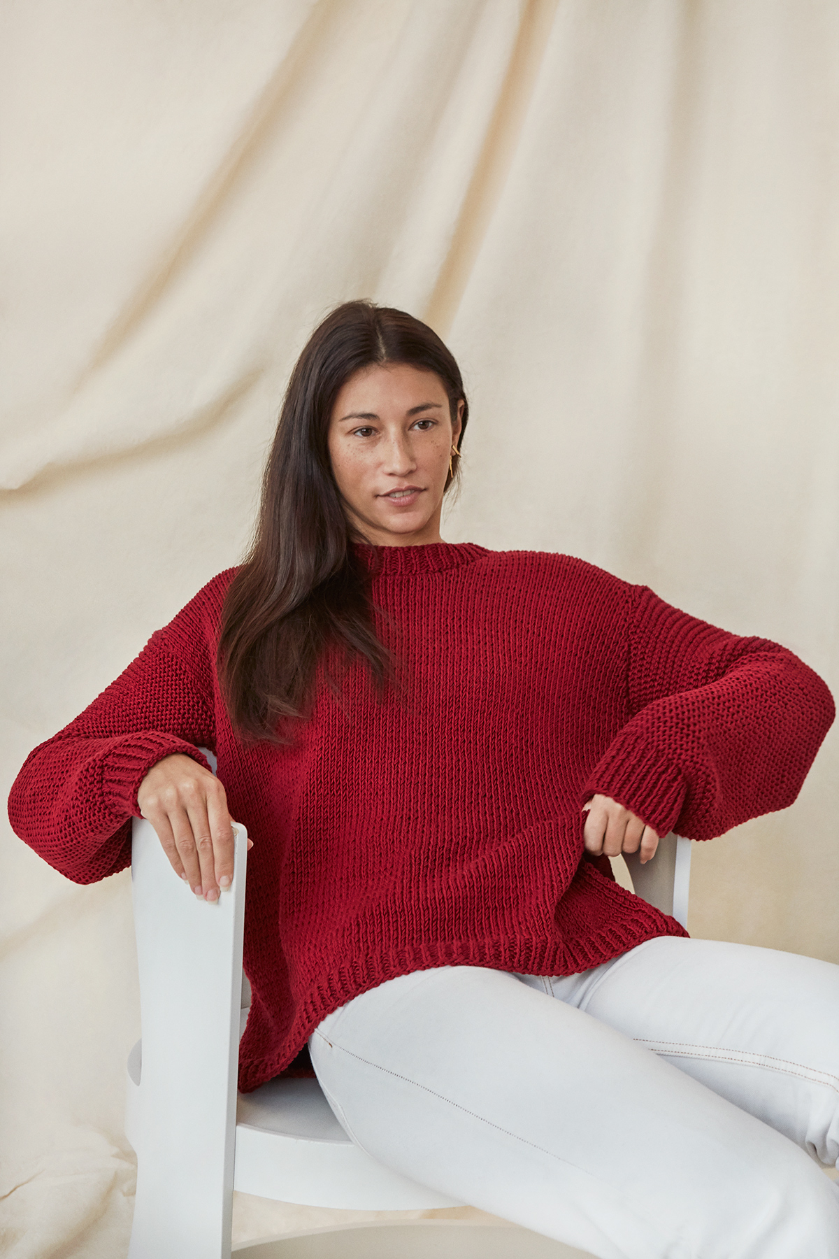 Nida Knit by The Knotty Ones on curated-crowd.com