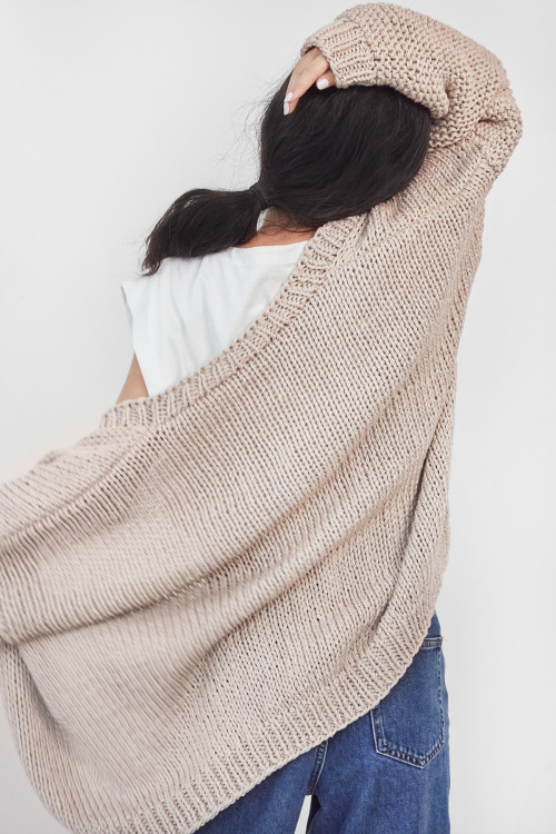 Marina Cardigan by The Knotty Ones on curated-crowd.com