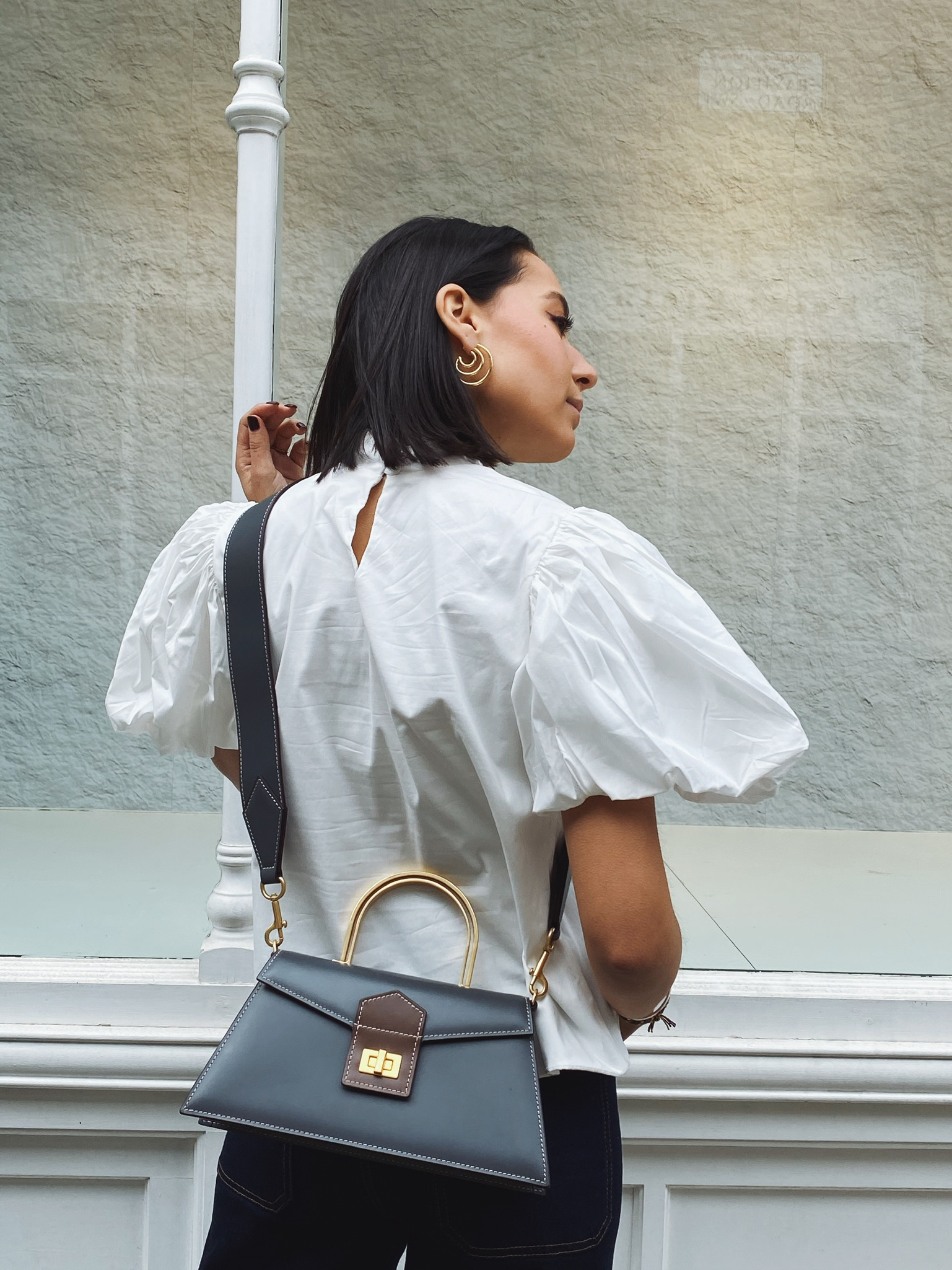 Lucrecia Blouse by Molimol on curated-crowd.com