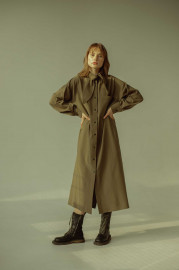 Shirt Dress by Z.G.EST on curated-crowd.com