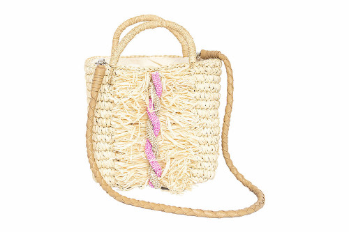 Floral Twist Bag by Madebywave on curated-crowd.com