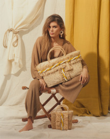 Desert Twist Bag by Madebywave on curated-crowd.com