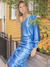 Meray Dress by SAUMA on curated-crowd.com