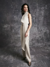 Lara Jumpsuit by SAUMA on curated-crowd.com
