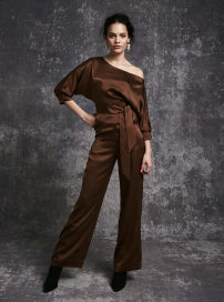 Jeanette Jumpsuit by SAUMA on curated-crowd.com