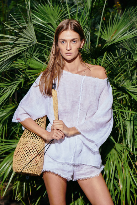 Loose Top by Atelier Handmade on curated-crowd.com