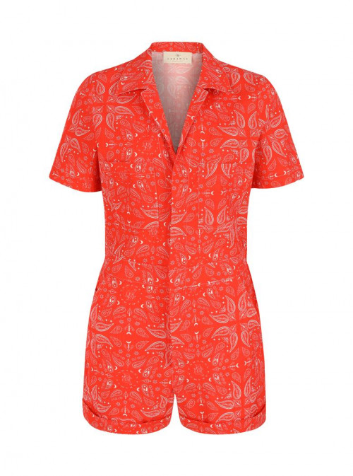 Ayasha Romper by Faraway on curated-crowd.com
