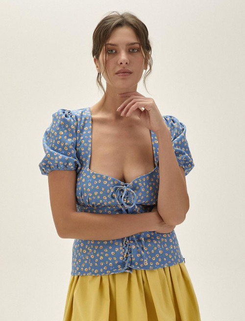 Oro Top by Faraway on curated-crowd.com
