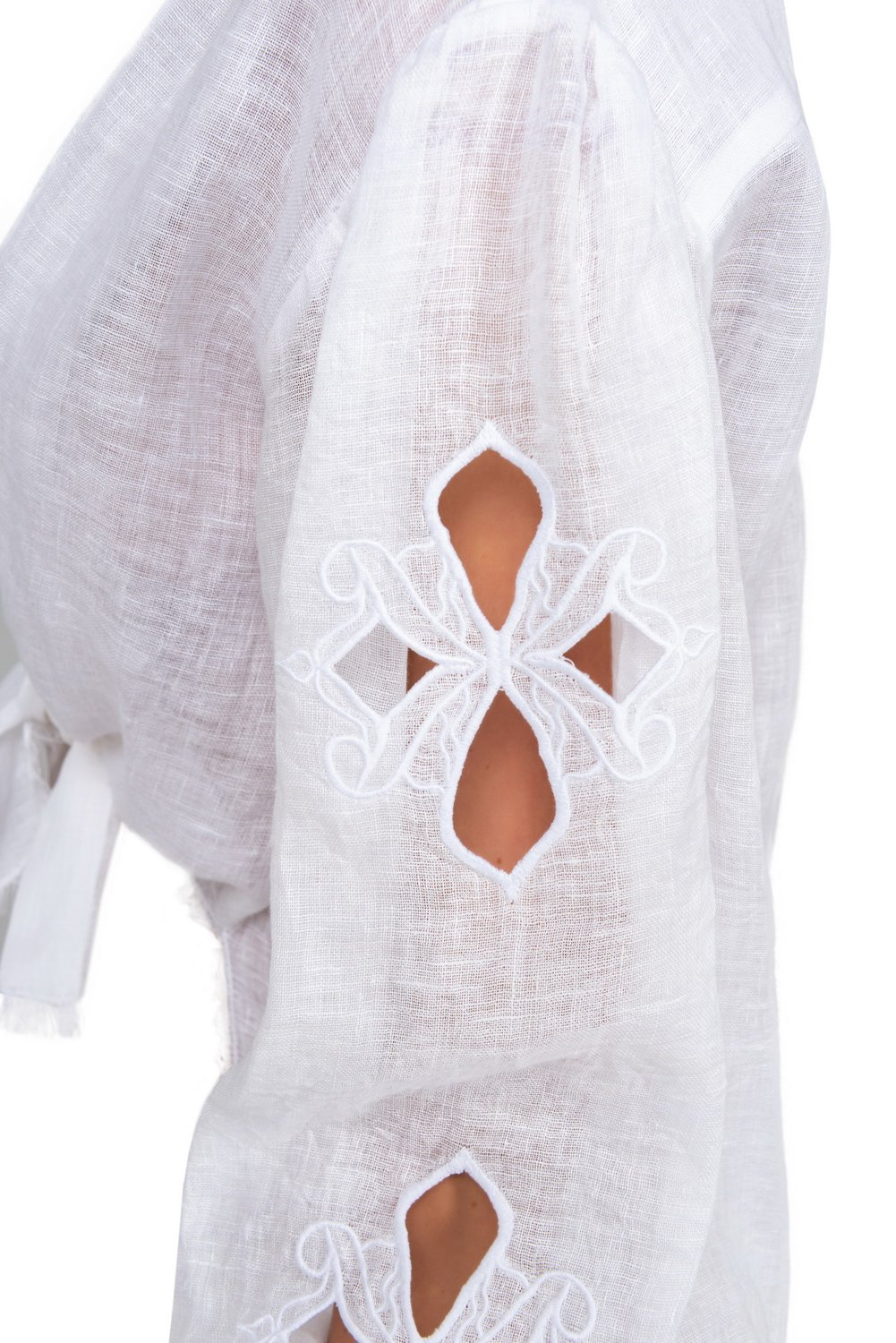 Embroidered Shirt by Atelier Handmade on curated-crowd.com