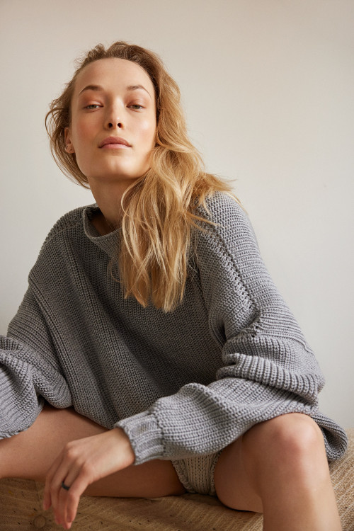 Laumės Sweater by The Knotty Ones on curated-crowd.com