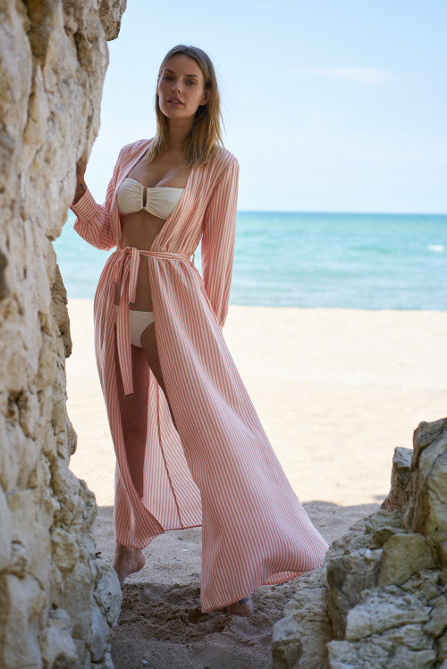 Madeleine Beach Cover-Up by Van Dalsky on curated-crowd.com
