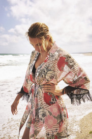 Gia Kimono by Van Dalsky on curated-crowd.com