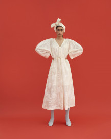Lana Dress by Little Things Studio on curated-crowd.com