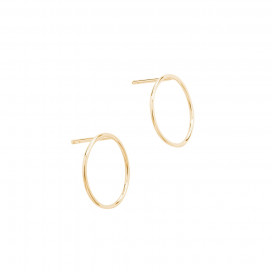 Eclipse Earrings by The Straits Finery on curated-crowd.com