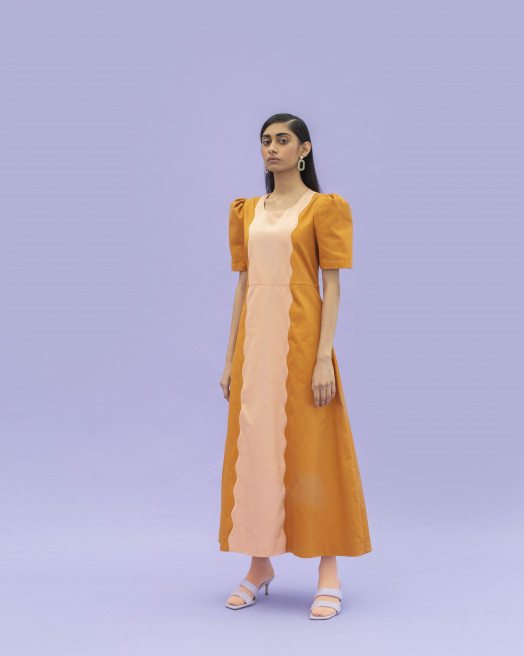 Neptune Dress by Little Things Studio on curated-crowd.com