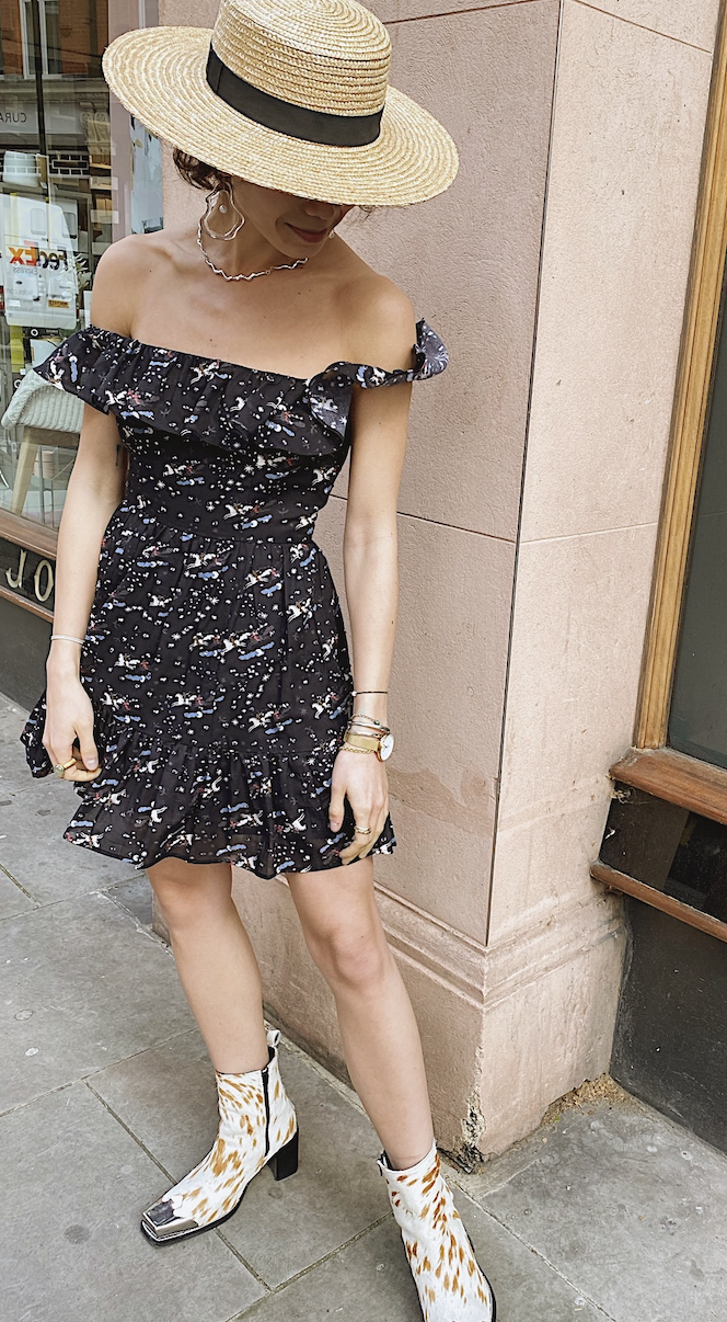 Simi Dress by Faraway on curated-crowd.com