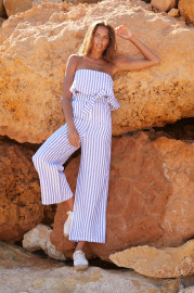 Ibiza Set Trousers by Oramai London on curated-crowd.com