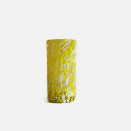 Amor Amarillo Glasses by La Muerte Tiene Permiso on curated-crowd.com