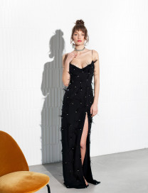 Lana Gown by Manurí on curated-crowd.com