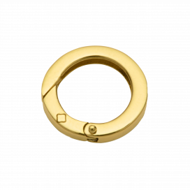 Jump Connecting Ring Gold by MAVIADA on curated-crowd.com