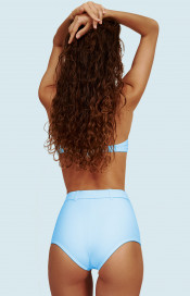 Oasis Bikini Blue Bottom by Medina Swimwear on curated-crowd.com