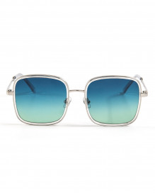 Nour Green Valley Sunglasses by See Eyecare on curated-crowd.com