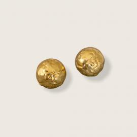 Pechos Rotos Petit Earrings by Jill Hopkins Jewellery on curated-crowd.com