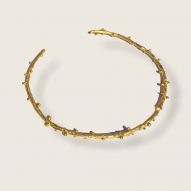Raíces Choker by Jill Hopkins Jewellery on curated-crowd.com