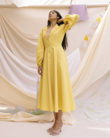 Laila Dress by Little Things Studio on curated-crowd.com