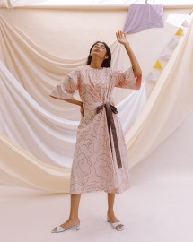 Carol Dress by Little Things Studio on curated-crowd.com