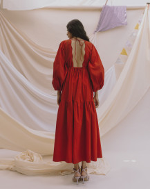 Andretta Dress by Little Things Studio on curated-crowd.com