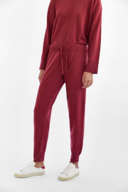 Sierra Cashmere Joggers by Labeca London on curated-crowd.com