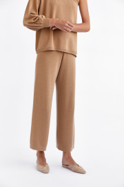 Camel Pants by Labeca London on curated-crowd.com