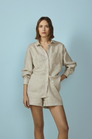 Havana Linen Co-Ord by AG Studio on curated-crowd.com