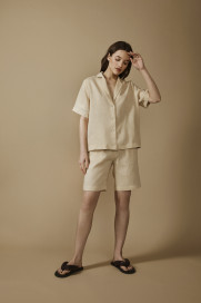 Kyoto Linen Co-Ord by AG Studio on curated-crowd.com