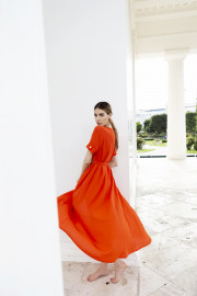 Cecile Kaftan by Van Dalsky on curated-crowd.com