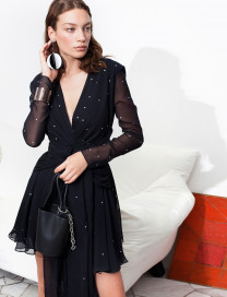 Cosmic Mini Dress by Manurí on curated-crowd.com