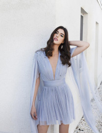 Joelle Dress by Manurí on curated-crowd.com