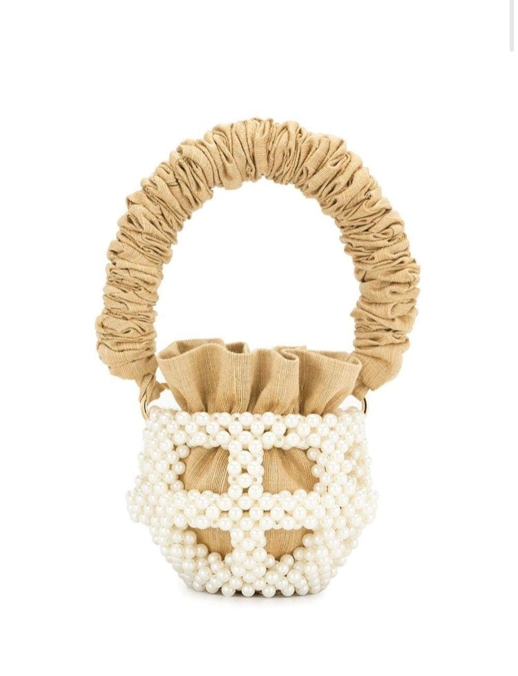 Honey Mei Bucket Bag by 0711 Tbilisi on curated-crowd.com