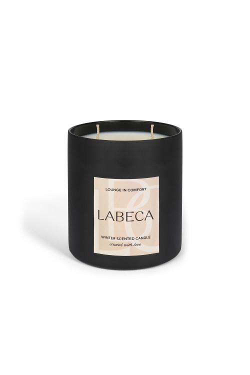Winter Scented Candle by Labeca London on curated-crowd.com